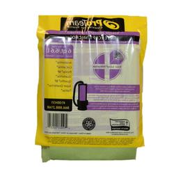 100 Vacuum Bags for Proteam 10 Quart 100331 BackPack
