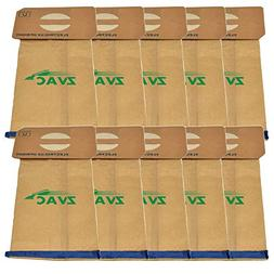 ZVac 10Pk Compatible Vacuum Bags Replacement for Electrolux