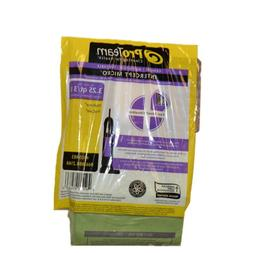 Proteam 103483, 1500 Series Upright Vacuum Cleaner Paper Bag