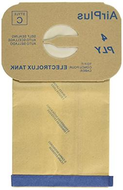 12 Electrolux Canister Vacuum Bags