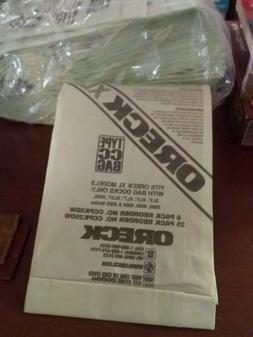 12 Count Oreck XL Vacuum Cleaner Bags Type CC Bag for XL3 XL