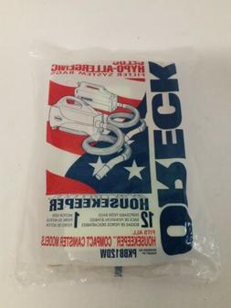 12 Pack Oreck XL Buster B Canister Vacuum Bags PKBB12DW Hous