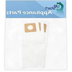 9 Replacement Panasonic MC6220 Vacuum Bags - Compatible Pana