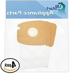 12 Replacement Sanitaire Mighty Mite S3681B-1 Vacuum Bags -