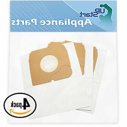 12 Vacuum Bags for Eureka CN-4, 900A Ready Force Canister
