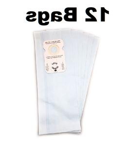 12 Vacuum Bags for Riccar Type B for 8000 and 8900 Series