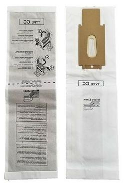 16 Allergy Bags for Oreck XL XL2 XL21 Upright Vacuum Type CC