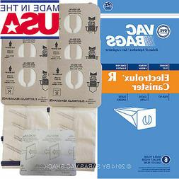18 Electrolux Canister Vacuum Cleaner Style R Filter Bags 90