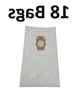 18 F Style Microfiltration Cloth Hepa Vacuum Bags for Kirby