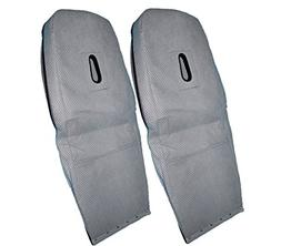 2 Oreck XL Upright Vacuum Cleaner Cloth Outer Bag Replacemen