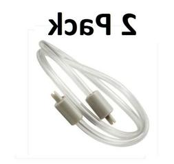 2 NEW! Replacement Appliance/Accessory Hose for Foodsaver Va
