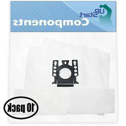 20 Vacuum Bags with 20 Micro Filters for Miele Compact C2 On