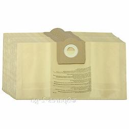 20 x SEALEY Vacuum Cleaner Dust Bags Canister Hoover 30 Litr