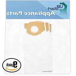 27 Replacement Eureka Boss SmartVac 4800 series Vacuum Bags