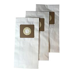 3 Bissell Style 1, 4, & 7 Allergen Vacuum Bags Designed To F