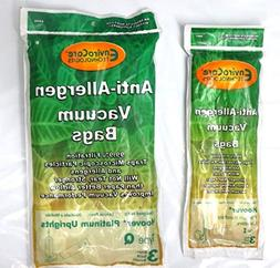 EnviroCare Replacement Allergen Vacuum Bags for Hoover Type