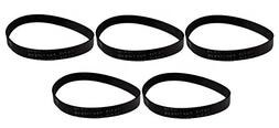 5 Flat Belts Fits Riccar Upright Vacuum Cleaners Replaces A2