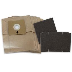 Bissell Zing Accessory Kit Replacement Bags and Filters