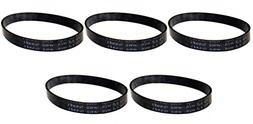 5 hoover replacement vacuum belts