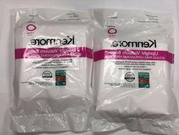 Kenmore 53293 Style O Vacuum Bags HEPA for Upright Vacuums T
