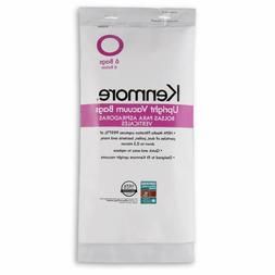 Kenmore 53294 Style O HEPA Cloth Vacuum Bags for Kenmore Upr