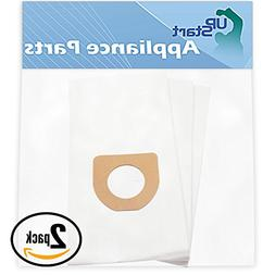 6 Replacement Bissell 35128 Vacuum Bags - Compatible Bissell