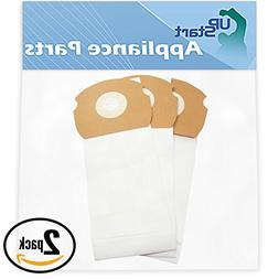 UpStart Battery 6 Replacement Eureka 84404 Vacuum Bags - Com