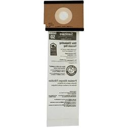 SANITAIRE 63262B Replacement Bags, For Duralux Model Sc9180A