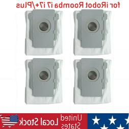 6pcs Clean Base Robot Automatic Dirt Disposal Bags for iRobo