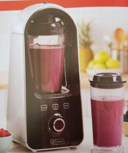 DASH 800 WATTS VACUUM BLENDER WITH RECIPES AND BAGS WHITE CO