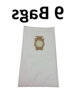 F Style Microfiltration Cloth Hepa Vacuum Bags for Kirby Se