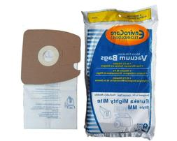 9 micro filtration Vacuum Bags for Eureka MM Mighty Mite 367