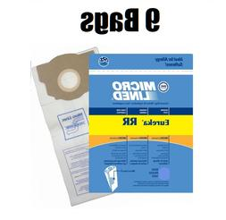 Replacement Vacuum Bags for Eureka Style RR 4870 Uprights M