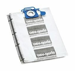 Shop-Vac 9021733 HEPA Tear Resistant Collection Filter Bags,