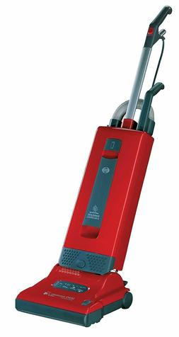 Sebo 9558AM Automatic X4 Upright Vacuum, Red