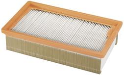 Bosch VF120H Flat Pleated HEPA Filter