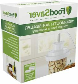 FoodSaver T03-0023-01 B00005TN7H Wide Mouth Brown