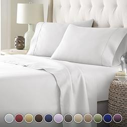HC Collection Bed Sheets Set, HOTEL LUXURY Platinum Collecti