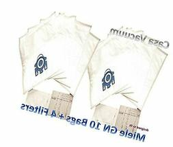 Miele 10 GN High Efficiency Synthetic Vacuum Bags by DVC