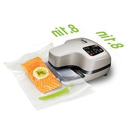 Oliso PRO Smart Vacuum Sealer - Best Food Saver - Vacuum Sea