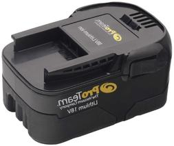 ProTeam 18V Replacement Battery for wet/dry vacuum ProGuard