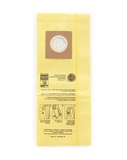 Hoover Commercial AH10243 Upright Bags for HushTone, Allerge