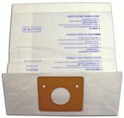 Eureka Bag Paper Style B & S 3 Pack Replacement