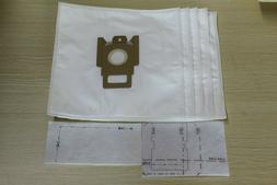 LTWHOME Bags and Filter Designed to Fit Miele Vacuum Style F