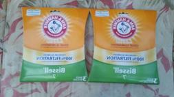 Bissell 7 pack of 3 Vacuum Cleaner Bags Arm and Hammer Odor