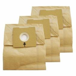 Bissell Allergen Vacuum Bag 3-pack for Zing 4122. Series # 2