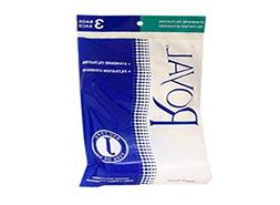 Royal Canister Tank Type J Upright Paper Bags 3PK # 30404470