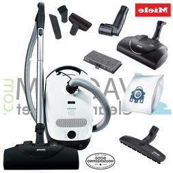 Miele Classic C1 Cat and Dog Canister Vacuum Cleaner w/ FREE
