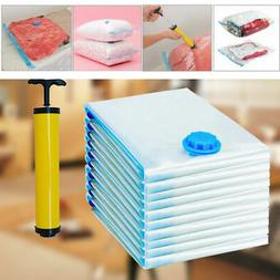 clothes storage bags vacuum space saver bags
