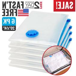 Clothes Storage Bags Vacuum Space Saver Bags Large Jumbo Pac